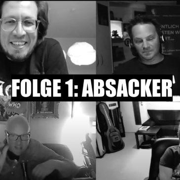WunschWort.fm Folge #1: ABSACKER (mit Jens Eckhoff & Lars Lehmann) (S01E01)