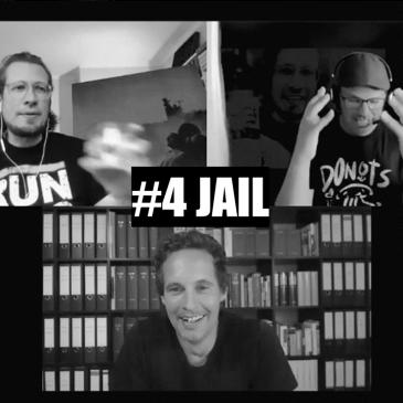 WunschWort.fm Folge #4: JAIL (mit Timo Lange) (S01E04)