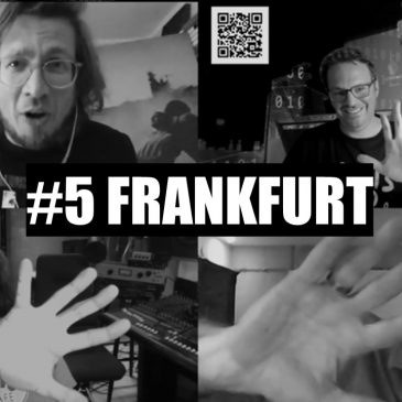 WunschWort.fm Folge #5: FRANKFURT (mit Ossy Pfeiffer & Hanns-Werner Staude) (S01E05)