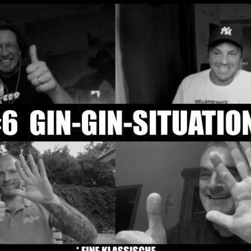 WunschWort.fm Folge #6: EINE KLASSISCHE GIN-GIN-SITUATION (mit Marcel Lossie & Guido Stannek) (S01E06)