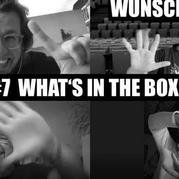 WunschWort.fm Folge #7: What´s in the Box? (mit Frank Leffler & Olli Schulte) (S01E07)