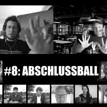 WunschWort.fm Folge #8: Abschlussball (Staffelfinale) (S01E08)