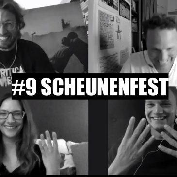 WunschWort.fm Folge #9: Scheunenfest (mit Leonie Müller & Timo Kastening) (S02E01)