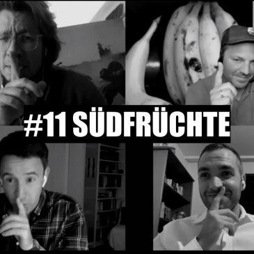 WunschWort.fm Folge #11: Südfrüchte (mit Konstantin Kuhle & Jan Starkebaum) (S02E03)